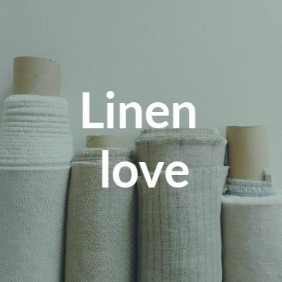 Hoe wordt linnen stof gemaakt?