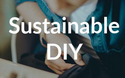 Duurzame DIY: maak een scrunchie van reststoffen