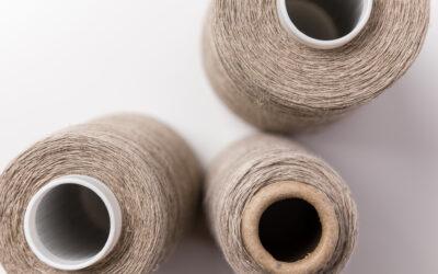 De geschiedenis van linnen en katoen
