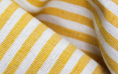 Nieuw in onze shop: kleurrijke strepen voor de mooiste duurzame kleding!