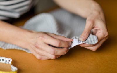 Tips om te starten met het maken van je eigen kleding